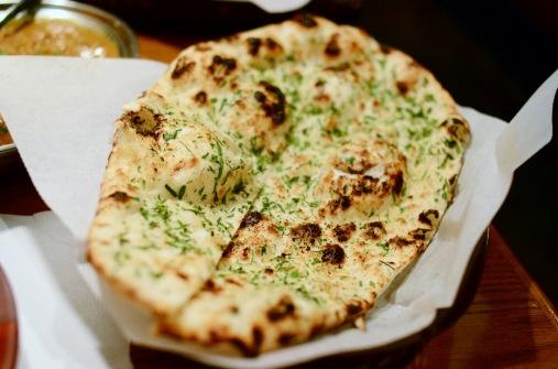 garlic kulcha